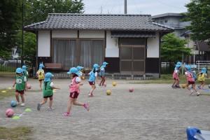 サッカー教室2日目6