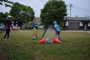サッカー教室3