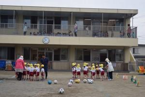 サッカー教室4