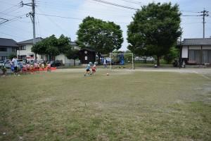 サッカー教室4かめ4